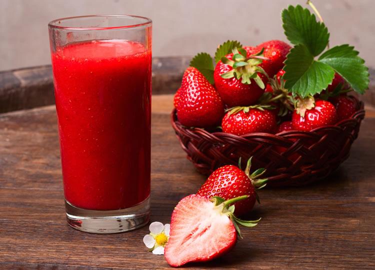 น้ำผลไม้ 10 ชนิด ที่ทำให้ผิวขาวอมชมพู สุขภาพดี