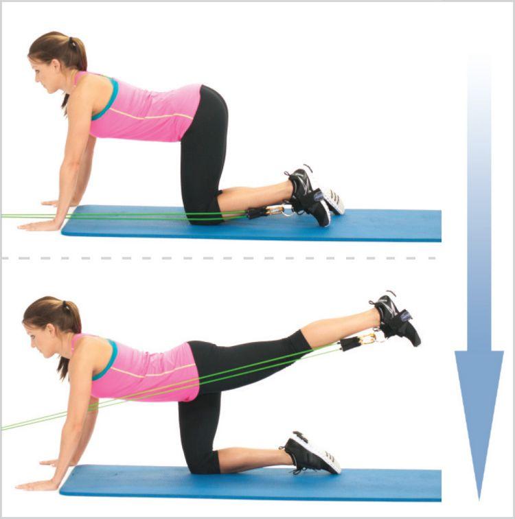 best-butt-exercise-2donkey-kicks