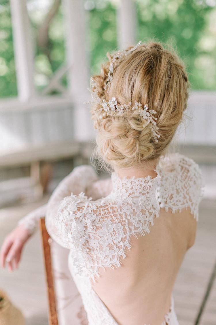 Bride Hair Wedding